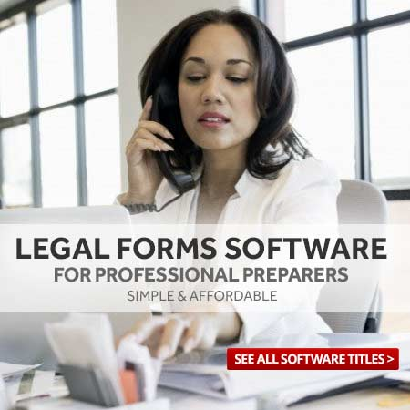 Paralegal Documents Professional Legal Forms Software